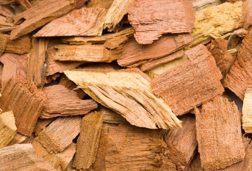 wood chips to grill with