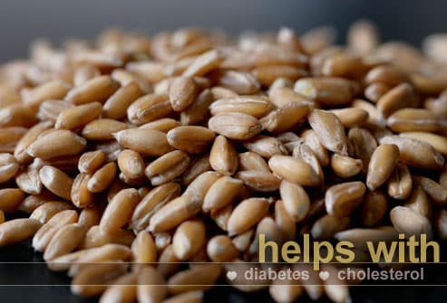 getty rf photo of raw barley 24 Foods That Can Save Your Heart