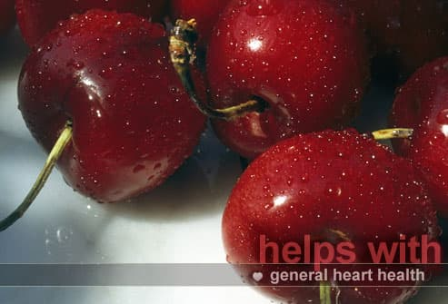 photolibrary rf photo of red cherries 24 Foods That Can Save Your Heart