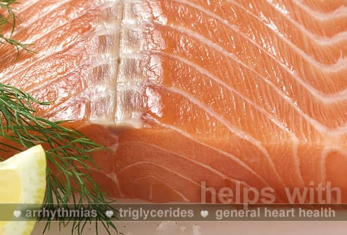 photolibrary rf photo of salmon steak 24 Foods That Can Save Your Heart