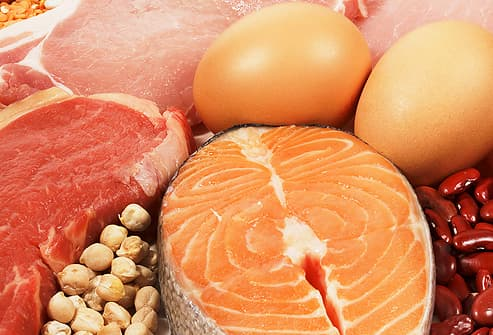 Meat Food Group List Foods like cereals,
