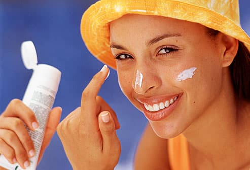 Sun, Sunscreen and Skin Whitening