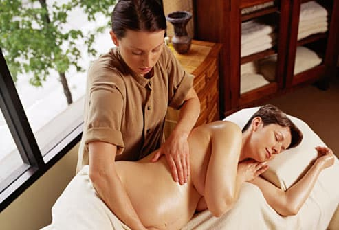 ... may be more sensitive than usual to other spa treatments, like facials.
