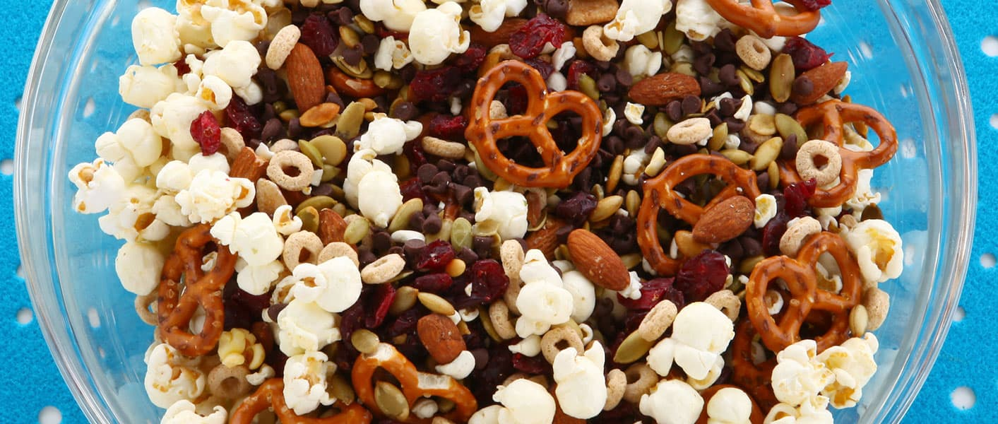 make your own trailmix slideshow