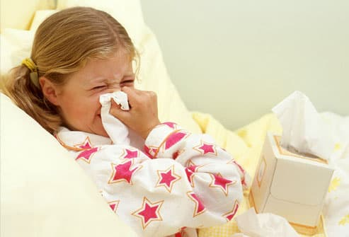 Treating Your Child's Cold or Fever