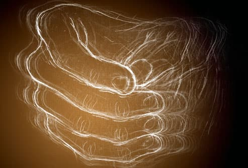 what are hand tremors a symptom of