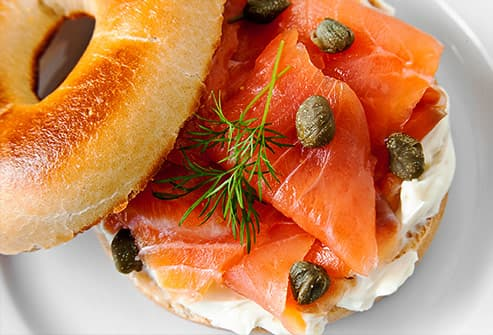 16 smoked salmon yes fish for breakfast smoked salmon is a morning ...