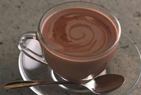 Tasty Cup of Hot Cocoa