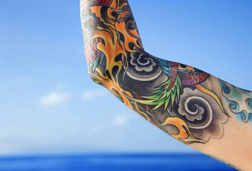 But before you ink, learn more about tattoos – why people get them,