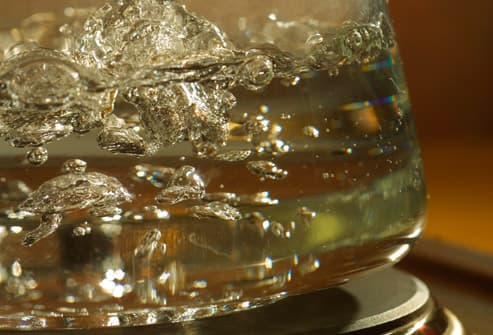 Purifying Water By Boiling