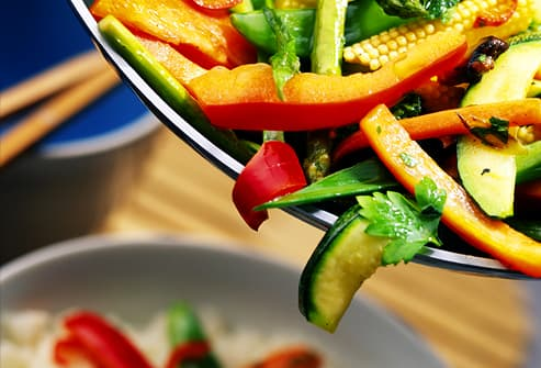 vegetarian diet, a healthy option