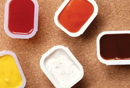 fast food dipping sauces