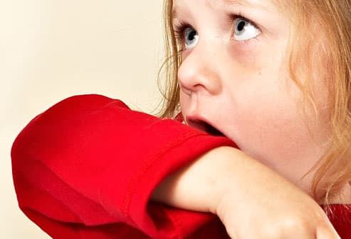 how to help child cough up phlegm