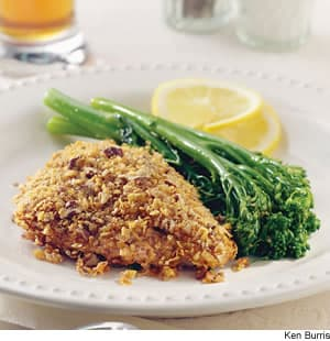 Cajun Pecan Crusted Catfish Recipe