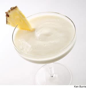 Virgin Banana Pina Colada