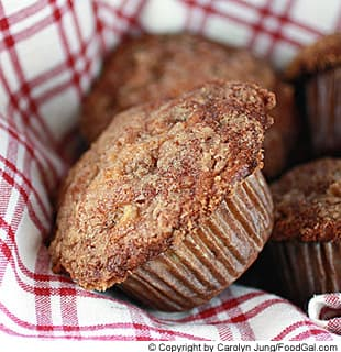 Picture of Cinnamon Apple Muffins