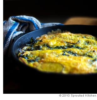 Picture of Fresh Herb Frittata