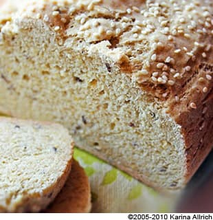 Gluten-Free Multi-Grain Sandwich Bread Recipe — Dishmaps