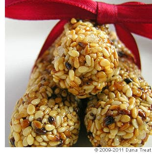 Sesame Honey Candy (Pasteli)