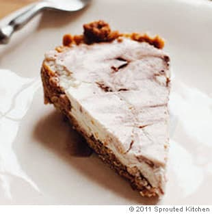 Yogurt and Goat Cheese Tart