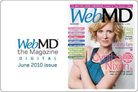 webmd is now available online 5th anniversary
