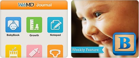 WebMD Baby App
