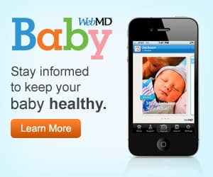 baby app ad