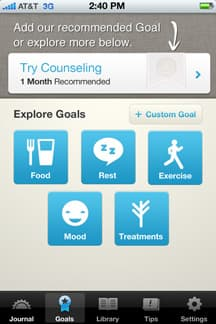 WebMD Pain App Screenshot 3