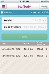 WebMD Pregnancy App Screenshot 6
