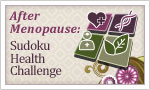 After Menopause: Sudoku Health Challenge
