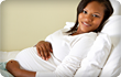 pregnant woman