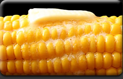 getty rf photo of butter melting on corncob Thanksgiving Trivia Quiz
