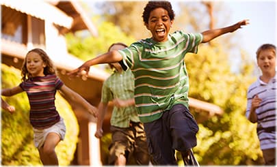 Kids Getting Enough Physical Activity
