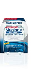 Mucinex Fast Max Night Time