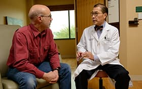 Learn about prostate cancer