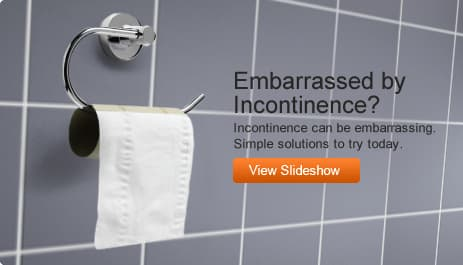 Embarassed by Incontinence