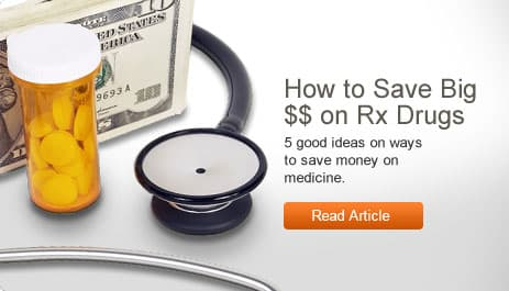 How to Save Big  on Rx Drugs