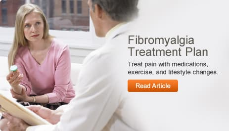 Fibromyalgia Treatment Plan