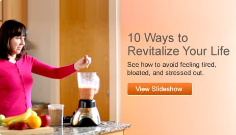 10 Ways to Revitalize Your Life