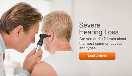 Severe Hearing Loss