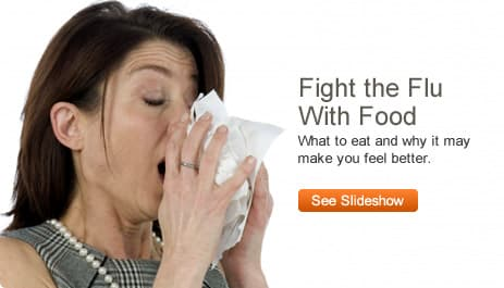 Fight the Flu With Food