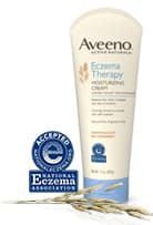 clinically shown to soothe skin with eczema