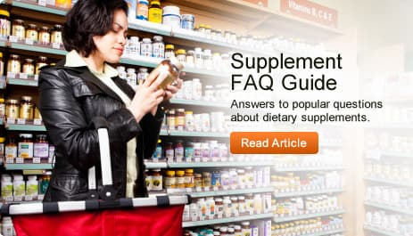 Supplement FAQ Guide