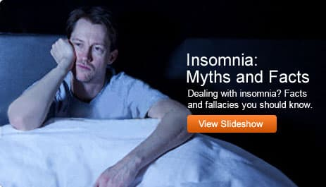 Insomnia Myths and Facts