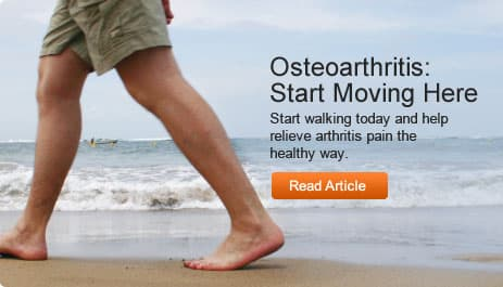 Osteoarthritis Start Moving Here