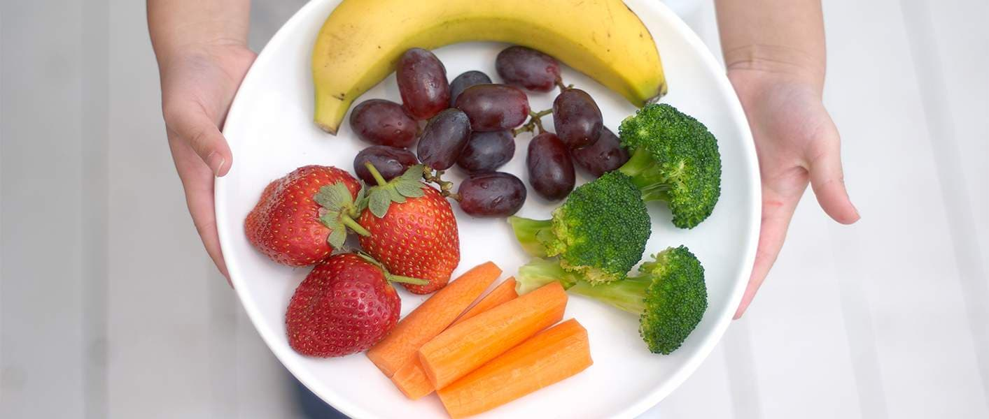 healthy fruit recipes for kids is eating only fruits and vegetables healthy