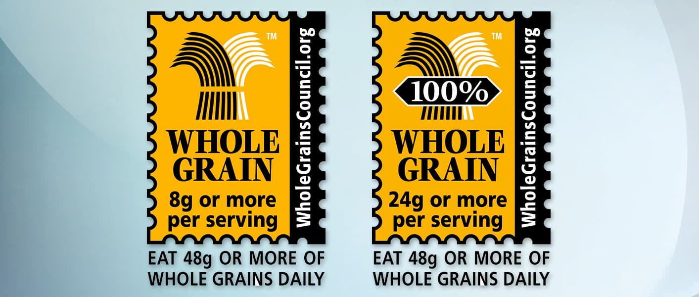 whole grains label