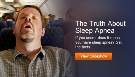 The Truth About Sleep Apnea