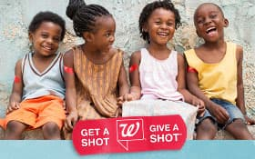 Make your flu shot make a world of difference.