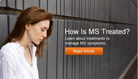 How Is MS Treated 1